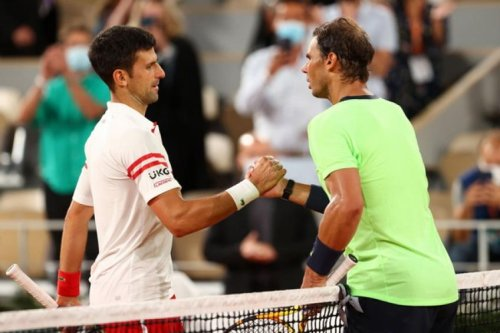 'Rafael Nadal led 5-0, but Novak Djokovic knew what to do,' says Ivanisevic