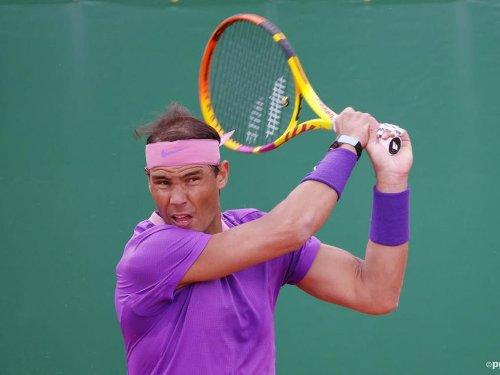 ATP Monte-Carlo 2021: Rafael Nadal vs Dimitrov's MATCH-POINT