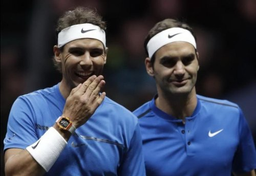 """Varillas: """"Roger Federer and Rafael Nadal are an example"""""""