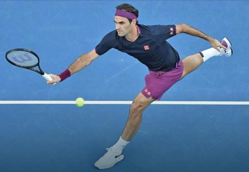 Roger Federer: 'They are really nice people with a passion for...'