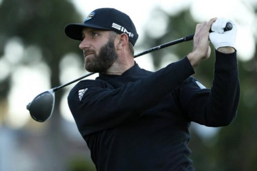 Ranking, Dustin Johnson always in first place