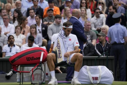 Roger Federer: 'My favorite place has always remained...'