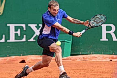 Daniel Evans: 'I can tell my grandkids that I beat world no. 1 Novak Djokovic'