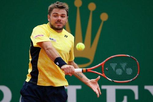 ThrowbackTimes Monte Carlo: Stan Wawrinka tops David Ferrer for Roger Federer clash