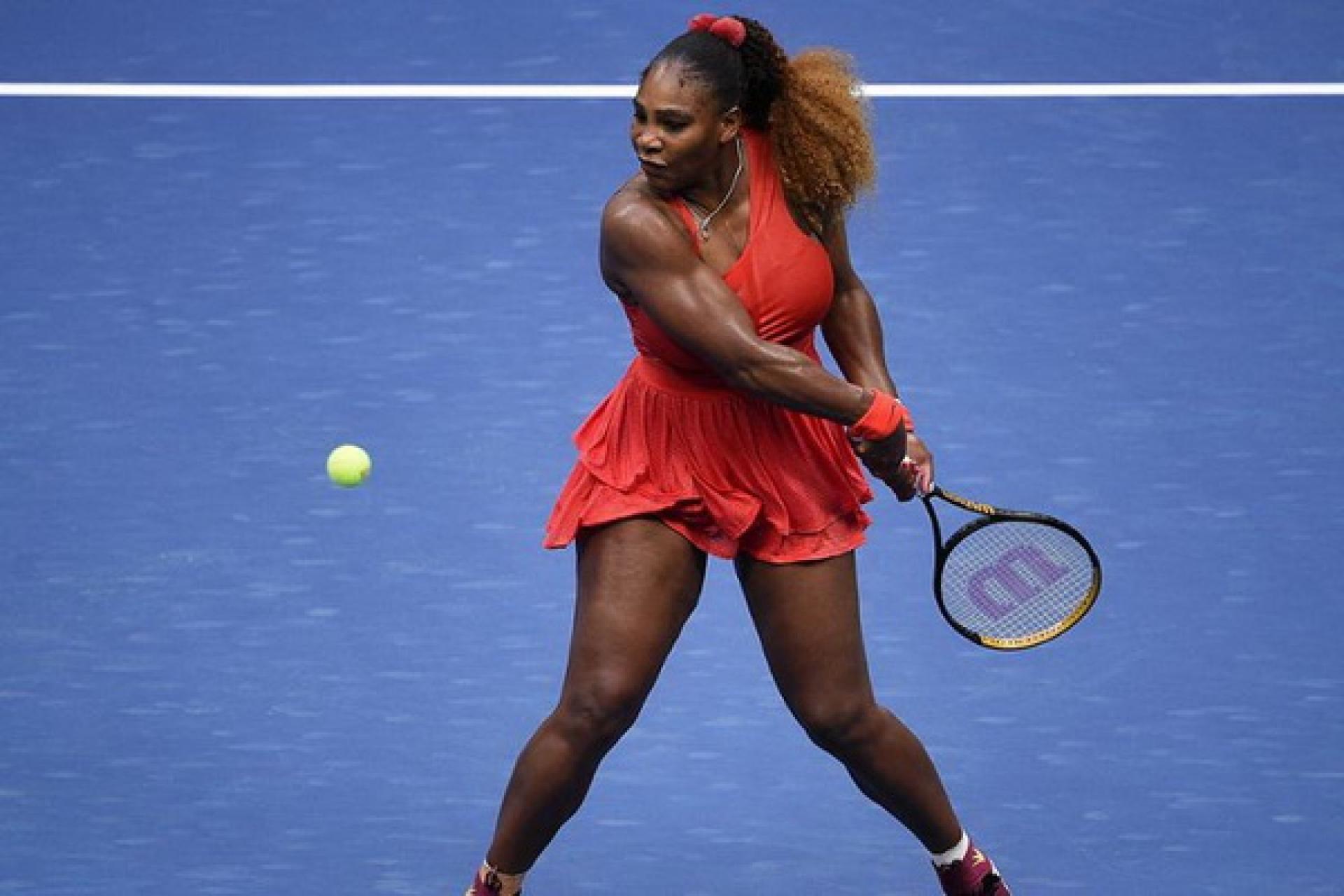 Serena Williams passes Chris Evert to write US Open history
