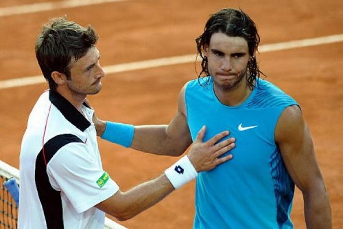 Rafael Nadal will win the GOAT race as he has no rival
