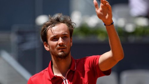 Daniil Medvedev explains why clay is tough surface for him