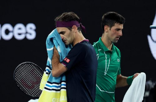 'Surpassing Roger Federer was of course...', says ATP star
