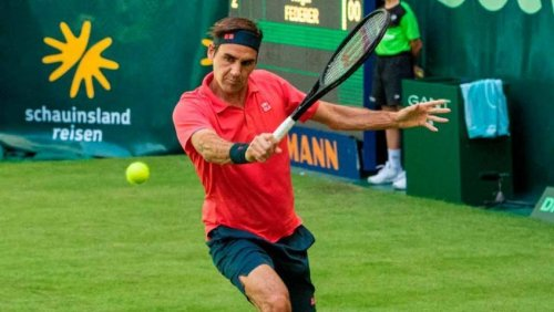 'Roger Federer took time away from me all the time but...', says ATP ace