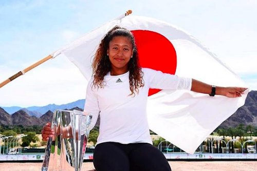 """Naomi Osaka: """"I'm proud to compete for Japan in the Olympics"""""""