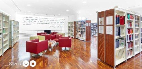 Biblioteca Municipal de Silves reabre gradualmente ao público