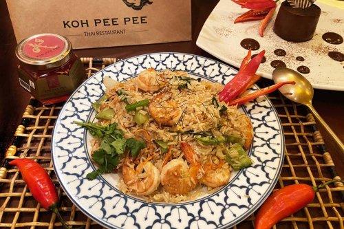 Koh Pee Pee - Thai Food, entre os melhores restaurantes do Brasil