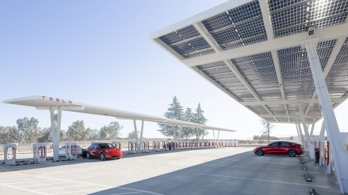 World's largest 100+ stall Tesla Supercharger station is coming to Harris Ranch, California