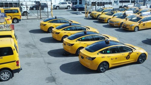Tesla Model 3 as NYC taxicab is a budding success story