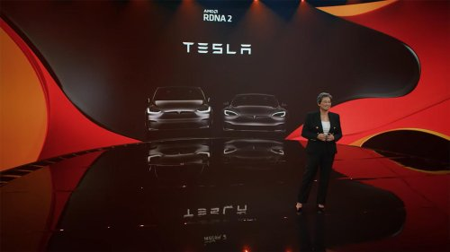 New Tesla Model S and X have the AMD RDNA 2 GPU for AAA gaming experience