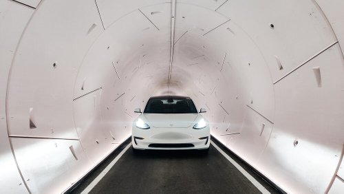 The Boring Company's initial fare prices for the greater Vegas Loop are released