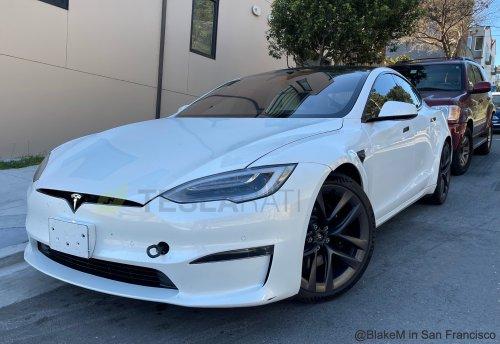 Tesla sends brief update for Model S Plaid's customer deliveries