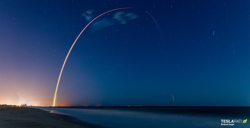 SpaceX aces 25th Starlink launch and delivers 1500th Starlink satellite to orbit