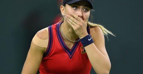 Badosa reaches maiden WTA 1000 final at BNP Paribas Open Indian Wells, set to face Azarenka