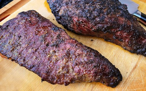 How to Cook Smoked Tri-Tip