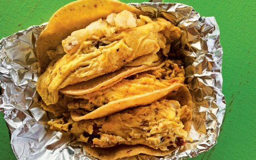 Are Breakfast Tacos Better With Bacon Strips or Bacon Bits?