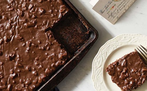 Recipe: Texas Sheet Cake