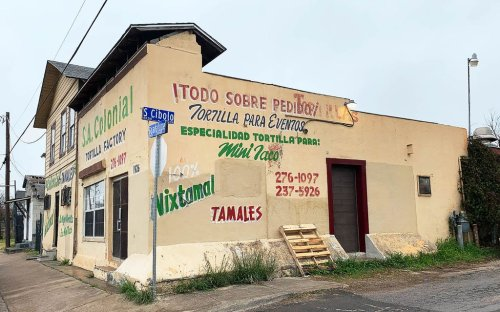 Don't Miss the Chicharrones and Chiles Rellenos at This San Antonio Tortilla Factory