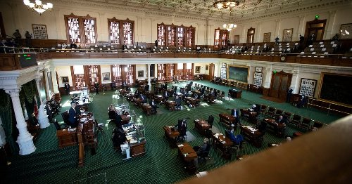 Texas Legislature considering bill to make it harder to get public information about government employees