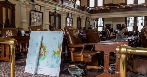 Texas Republicans send Gov. Greg Abbott a new congressional map that protects GOP power, reduces influence of voters of color