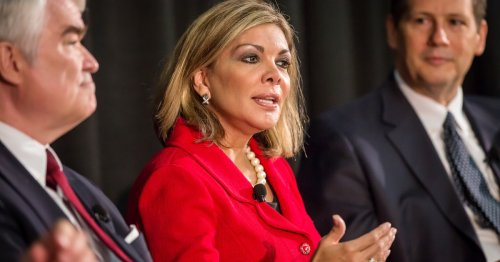 Eva Guzman airs early ads in bid to stand out in crowded primary for attorney general