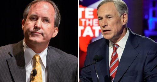 Texas Attorney General Ken Paxton says he won't support Gov. Greg Abbott for reelection in 2022