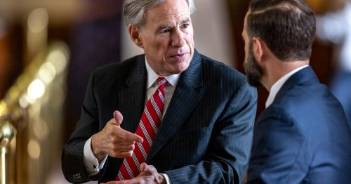 Gov. Greg Abbott signs bill restoring the funding that he vetoed for the Texas Legislature and its 2,100 state employees