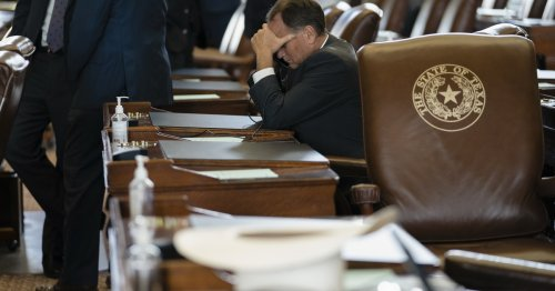 Analysis: Texas government has to put Humpty Dumpty together again