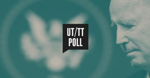 Joe Biden as popular as top Republican officeholders in Texas, UT/TT Poll finds