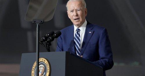 "President Joe Biden says Texas voting bill is ""part of an assault on democracy"""