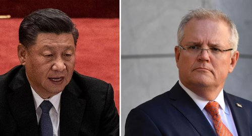 Scott Morrison is now leading a group of 38 countries to go all out against China on all possible fronts