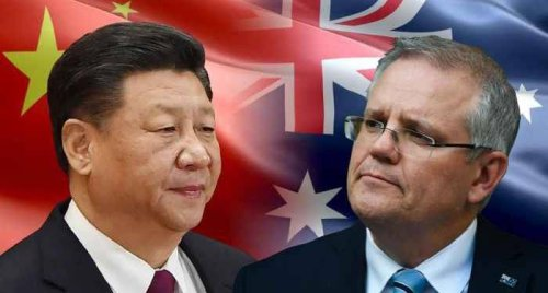 Australia laid a trap for China and China fell into it. And now it stands exposed