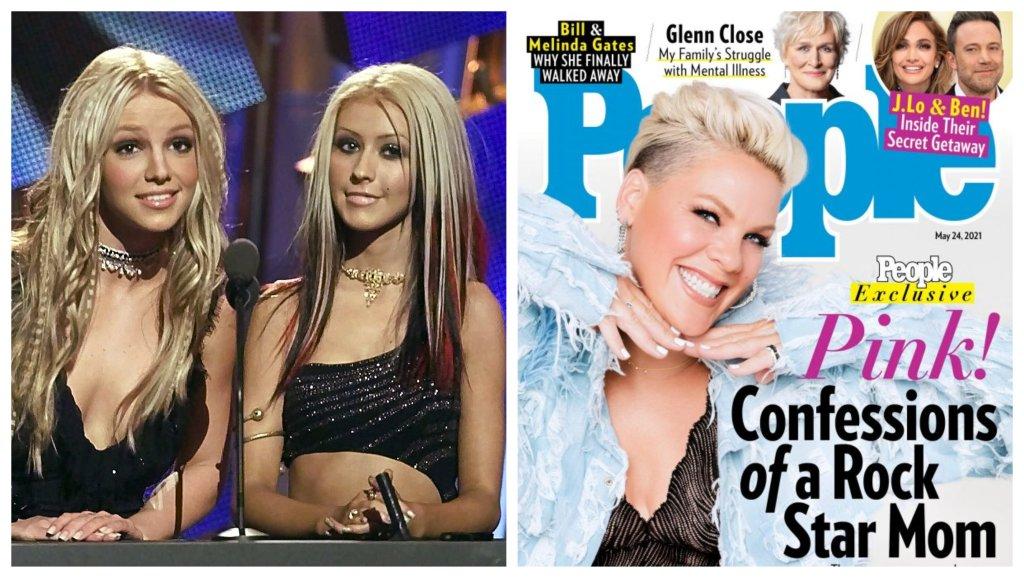 Christina Aguilera - cover