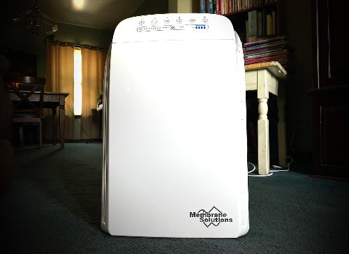Membrane Solutions MSA3 Air Purifier review - The Gadgeteer