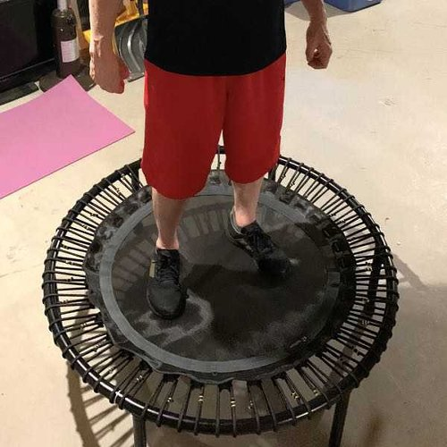 Bellicon GO Rebounder Exercise Trampoline review – The Gadgeteer