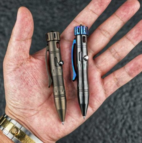 The most expensive EDC pen you won't be able to get out of your head - The Gadgeteer