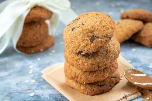 Haferflocken-Cookies mit Erdnussbutter - The inspiring life