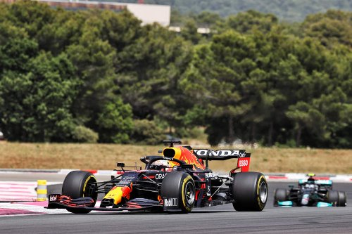 Verstappen defeats Hamilton with last-gasp French GP pass - The Race