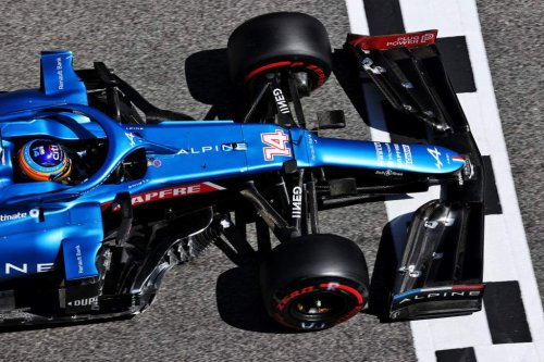 Video: The many specs behind Alpine's ongoing F1 recovery - The Race