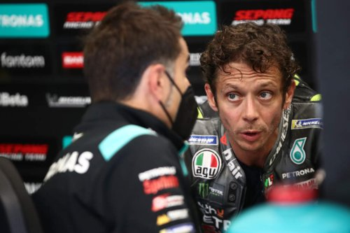 Valentino Rossi expected to announce MotoGP retirement today - The Race