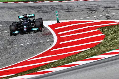 Mark Hughes: Mercedes' Friday advantage is very deceptive - The Race