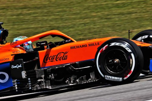 McLaren's lowly day with upgrades and Ricciardo experiments - The Race