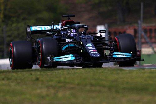 Hamilton beats Perez in F1 qualifying thriller at Imola - The Race