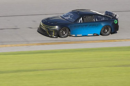 Unraced next-gen NASCAR to be used in its pro esports series - The Race