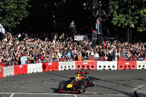 London GP talk returns for an irritating F1 'tradition' - The Race